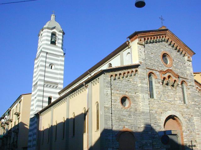 Chiesa parrocchiale di San Bernardo Abate in loc. La Chiappa